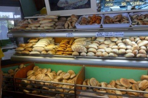 Pane di vario genere