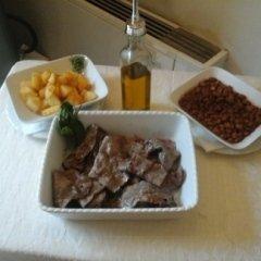 carne carpaccio, carne scottata