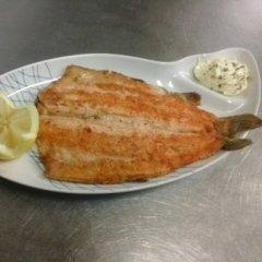 cottura pesce, secondi di mare