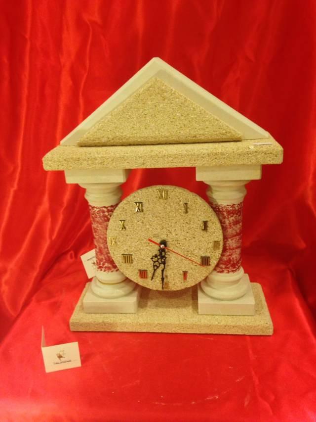 Orologio a forma di tempio
