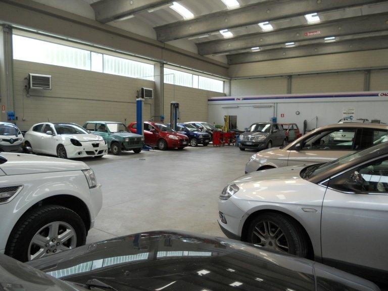 esposizione automobili