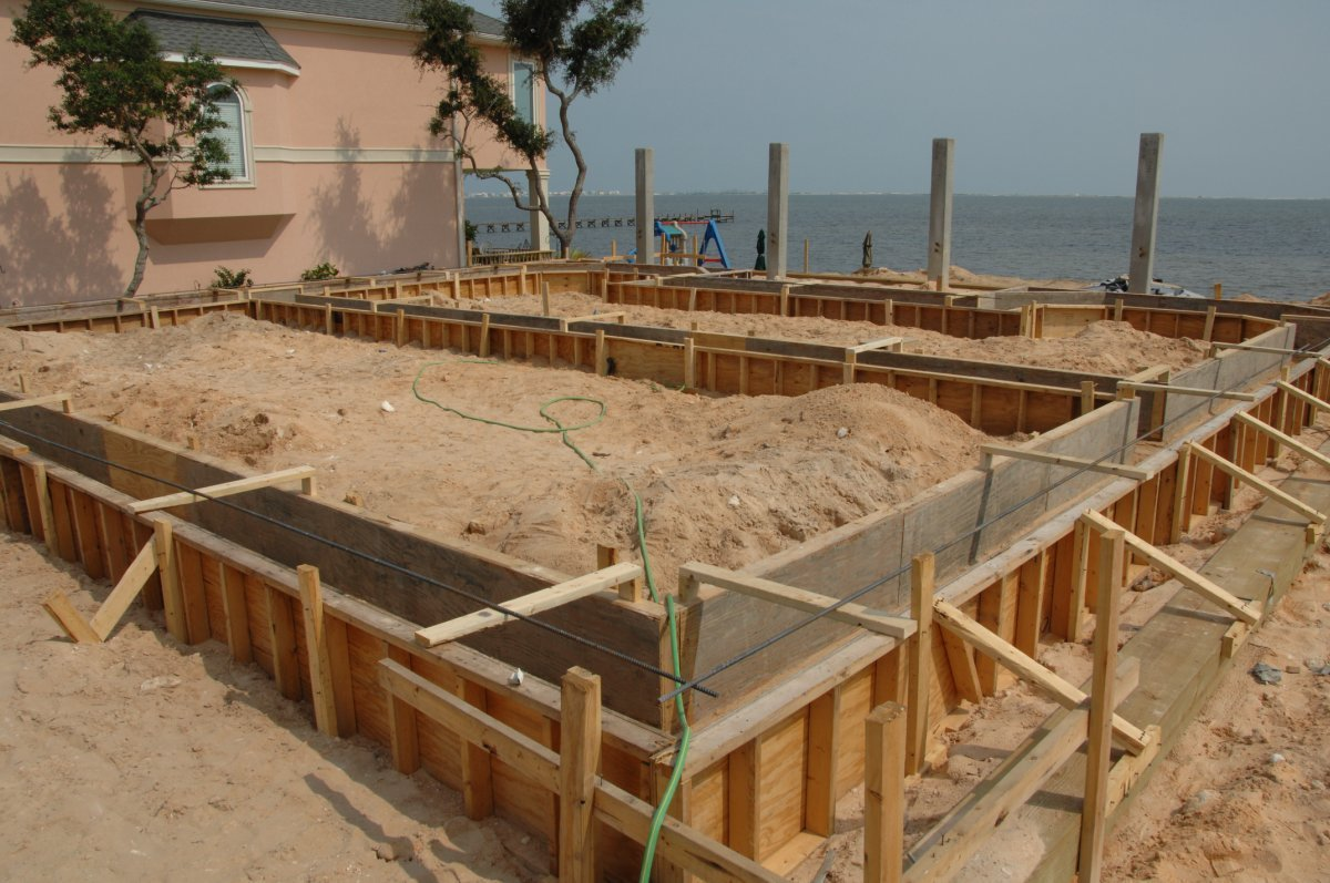 Ifc homes pettinato construction inc gulf breeze fl for Icf home cost estimator