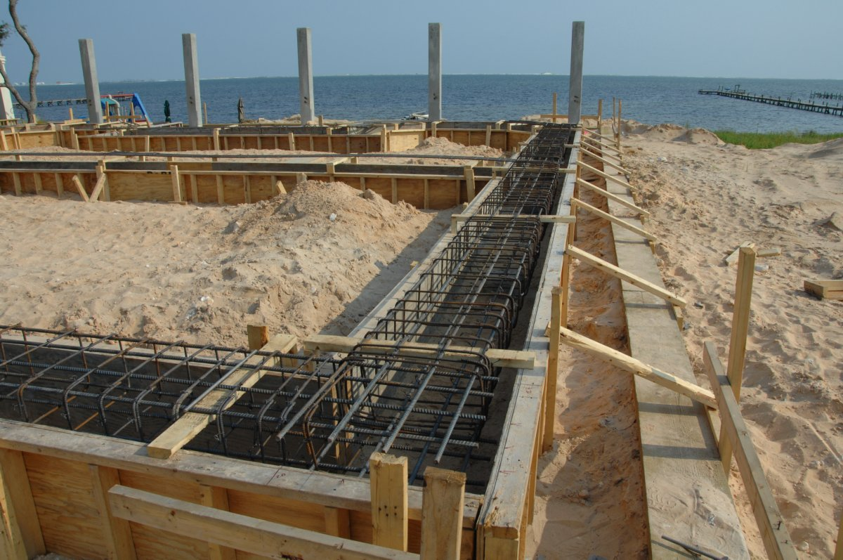 Ifc homes pettinato construction inc gulf breeze fl for Icf home construction