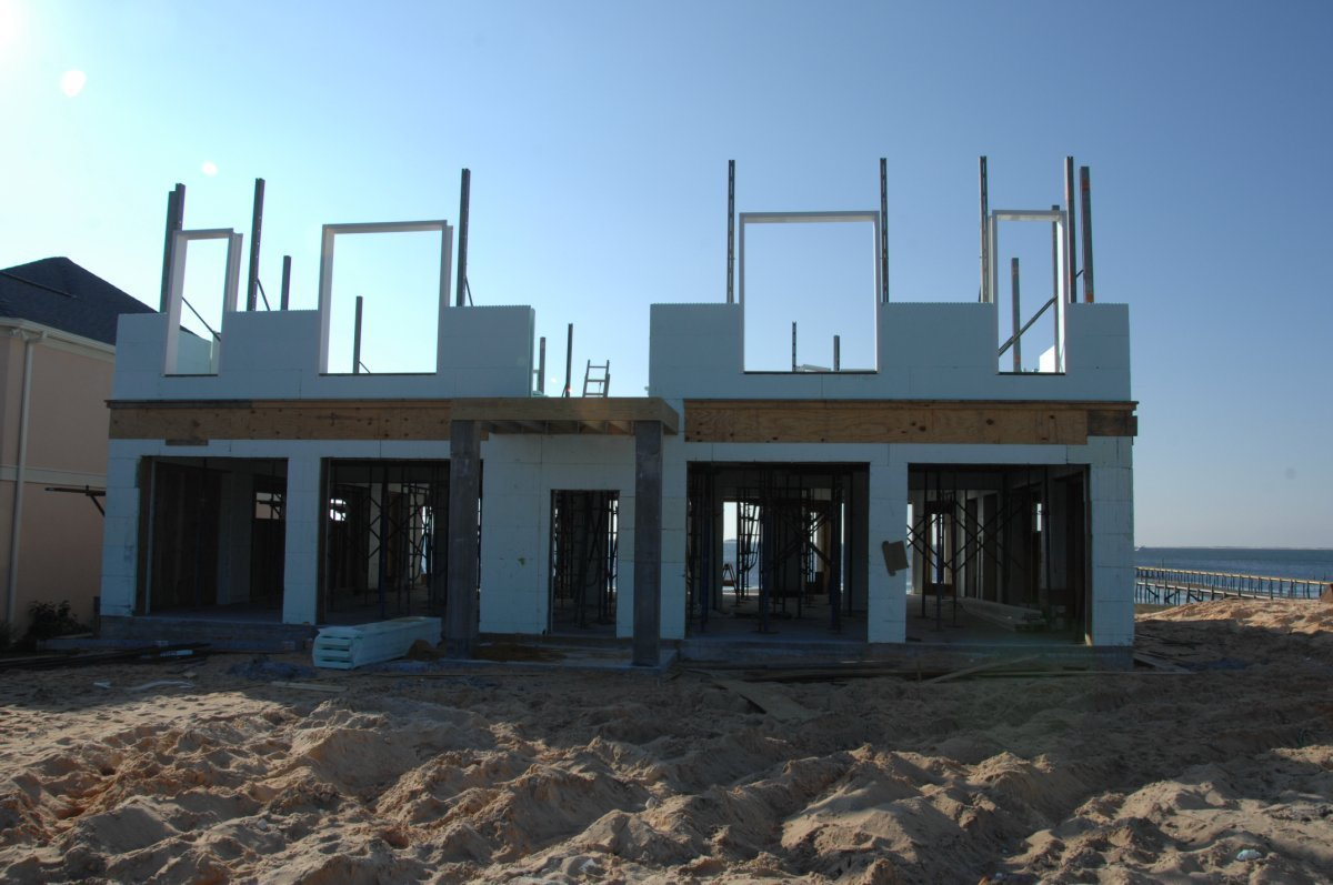 Ifc homes pettinato construction inc gulf breeze fl for Icf florida
