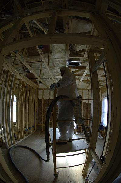 Ready to install Foam Insulation