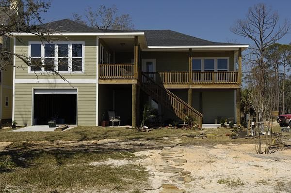 Piling homes pettinato construction inc gulf breeze fl for Piling homes