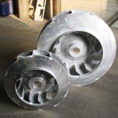 saldatura ventilatori in alluminio