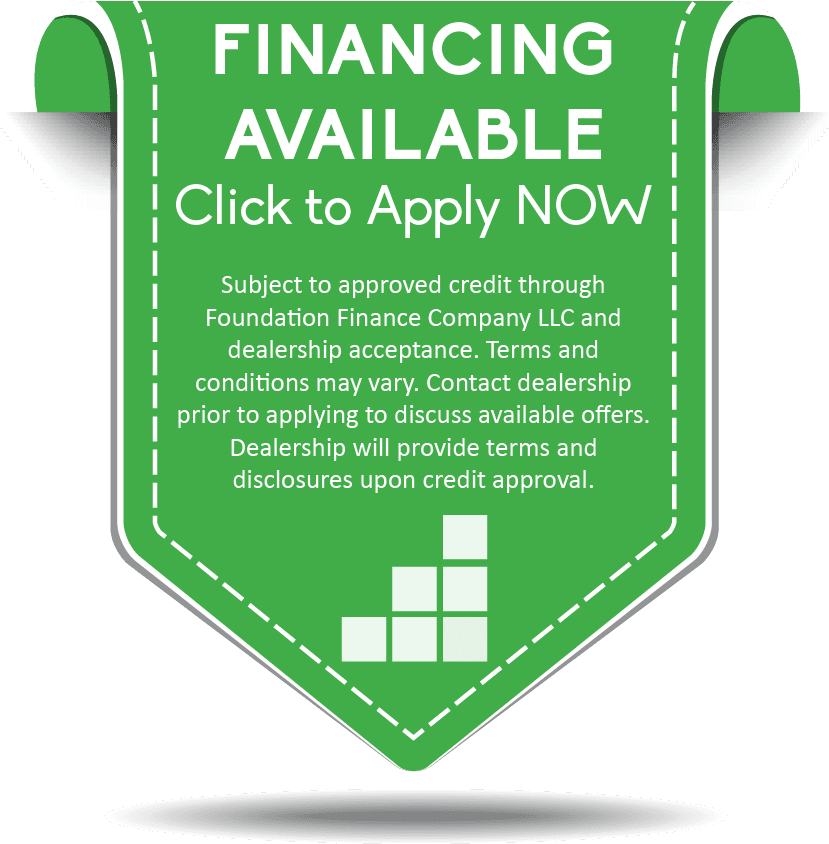 Kwik Link financing available