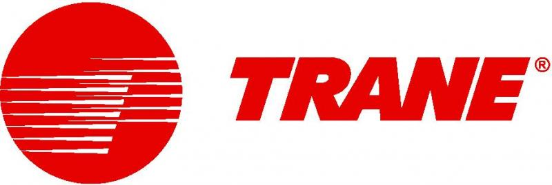 Trane air conditioning and heating logo