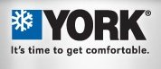 York air conditioning and heating logo