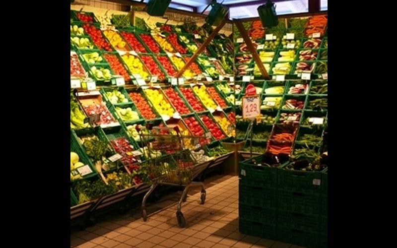 Vendita verdura