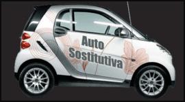 veicolo sostitutivo gratuito