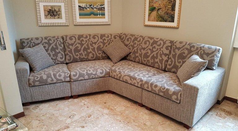 tappezzeria per divano