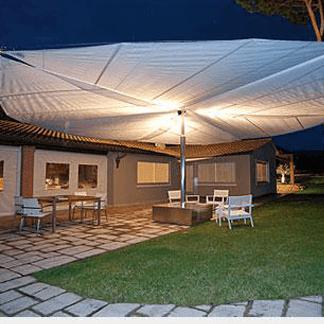 protezione solare da esterno