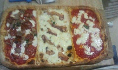 pizza mezzo metro