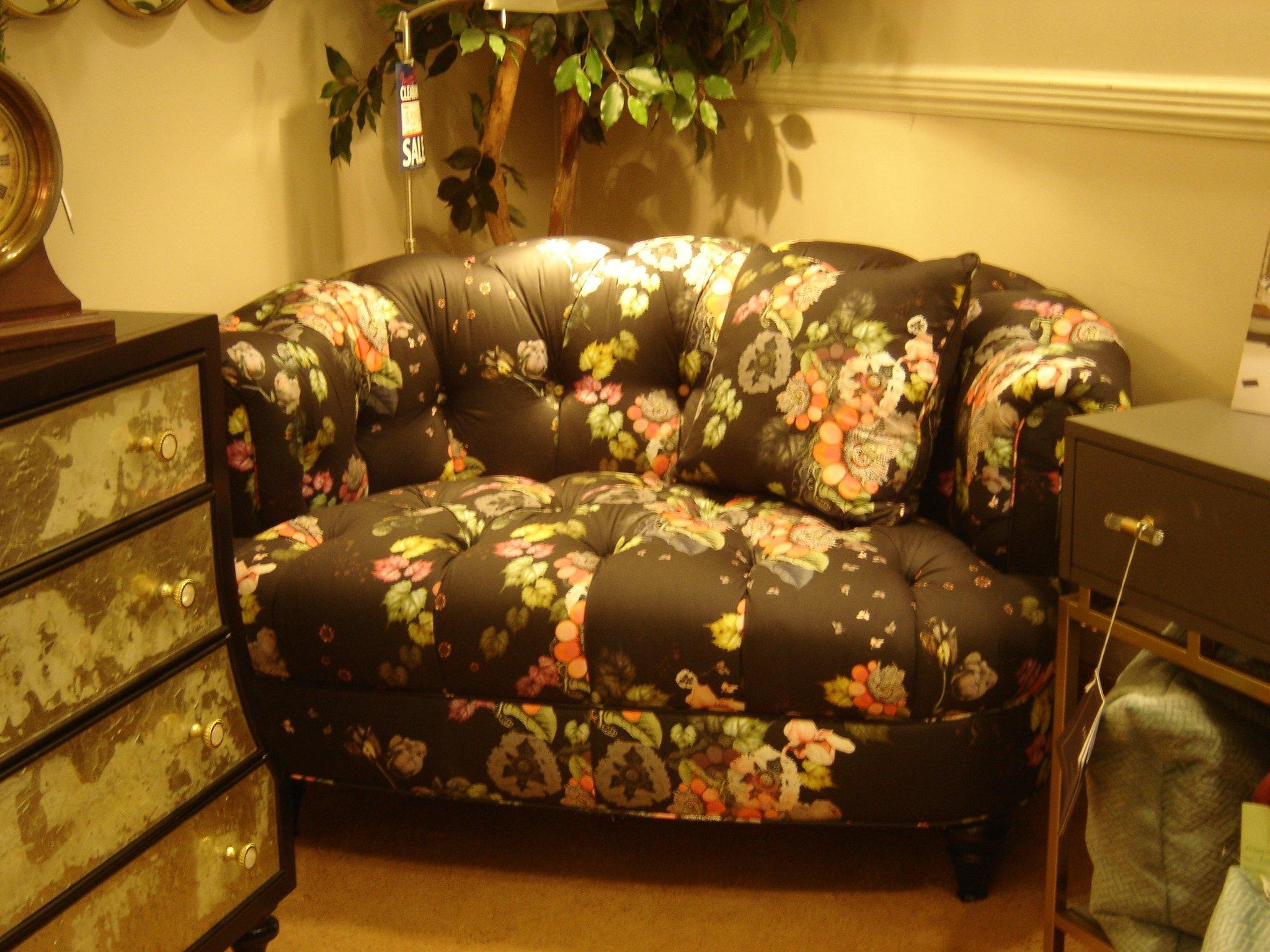 Cynthia Rowley settee