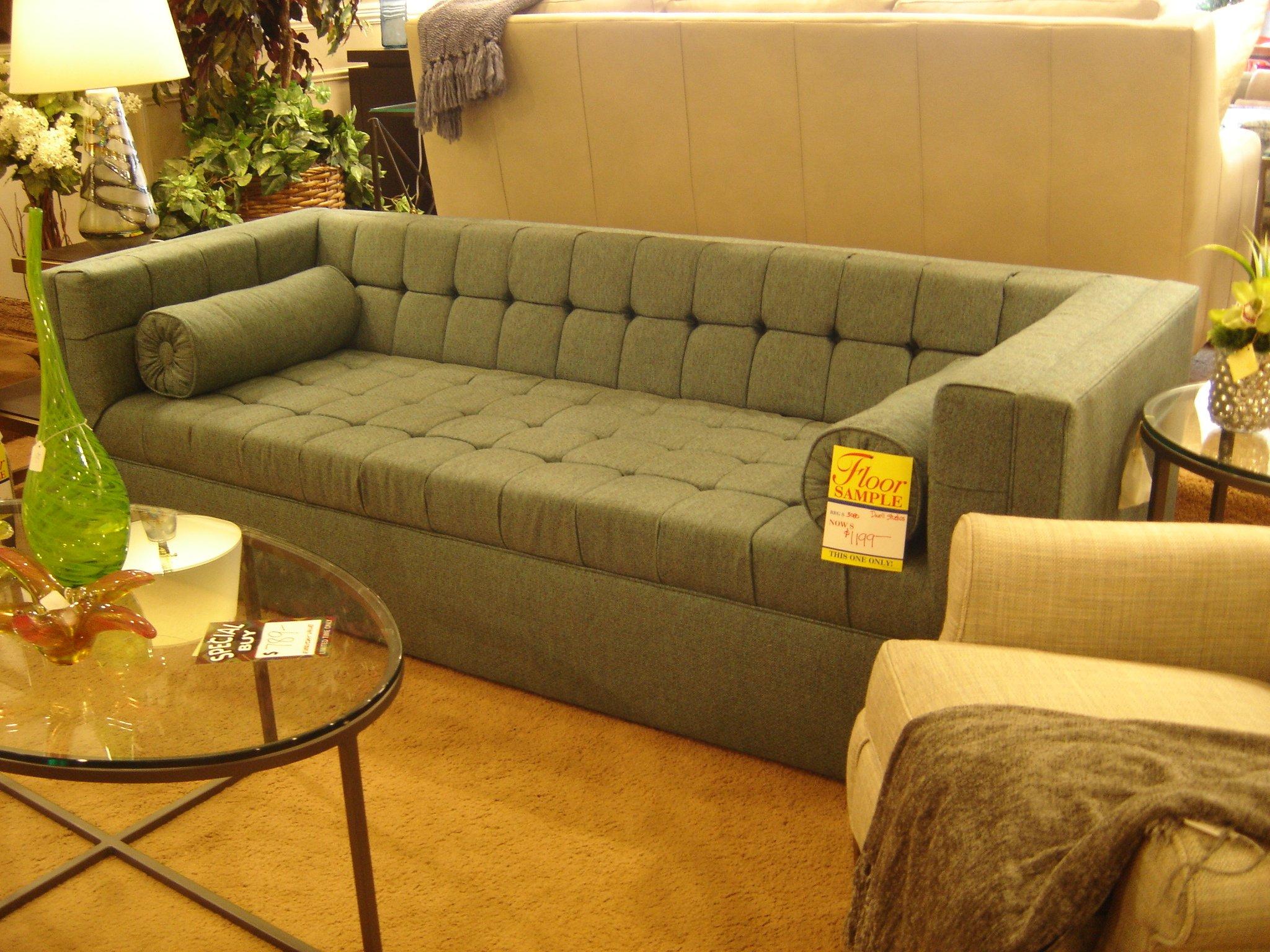 Dwell Studios sofa! Great Mid-century modern.