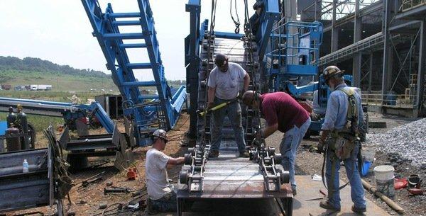 industrial maintenance work