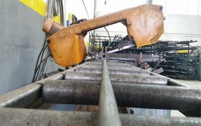 strutture di ferro