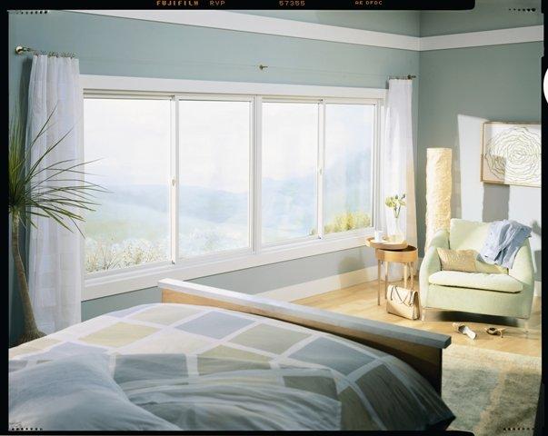 Home Sliding window