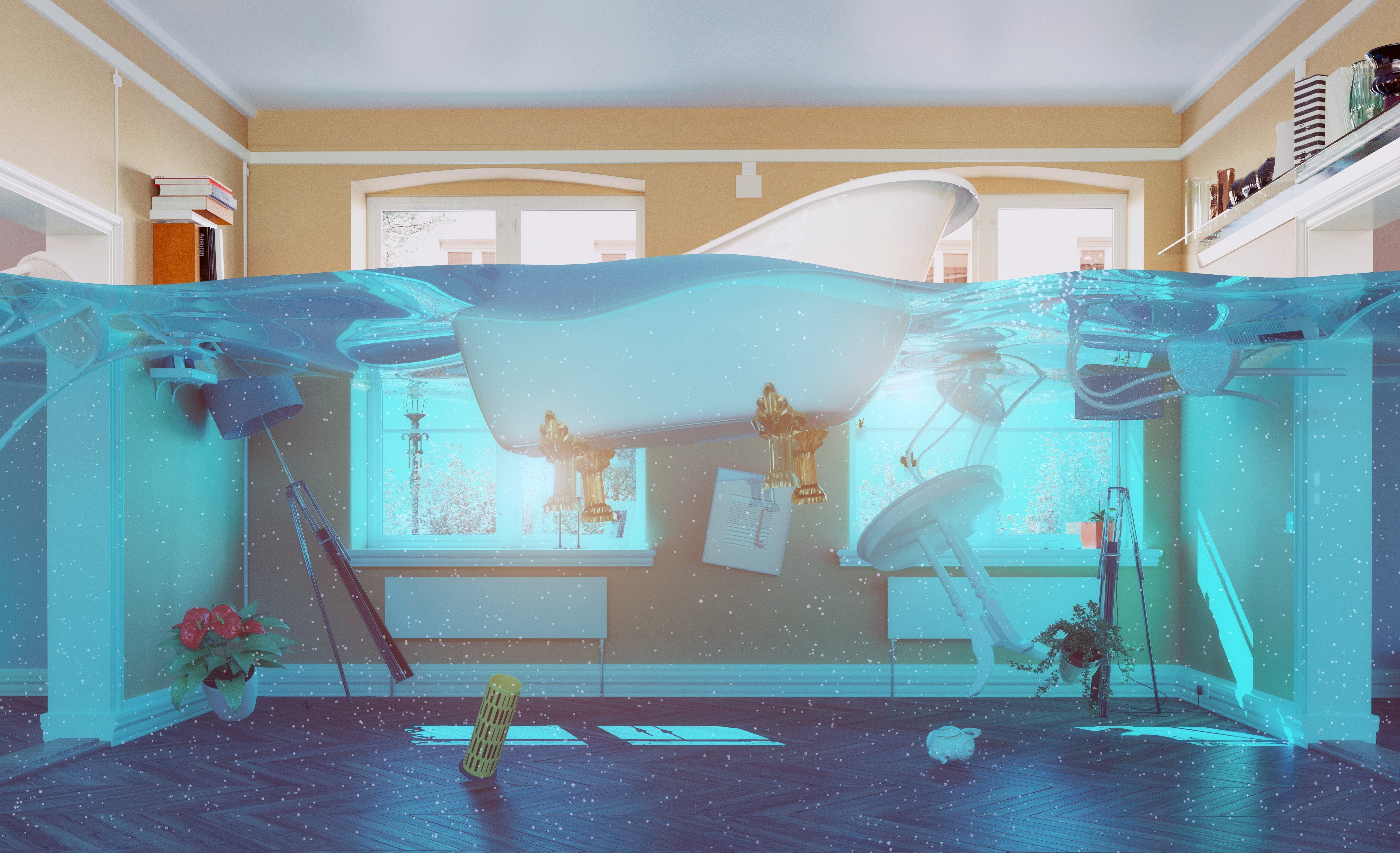 Remodeling Your Bathroom After A Serious Flood