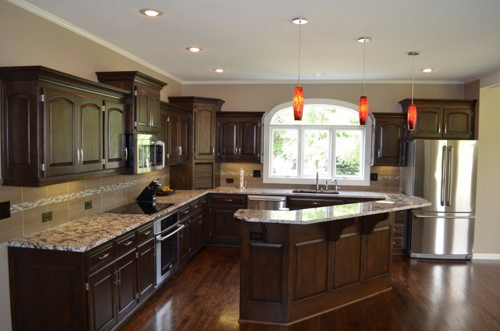Remodeling your kitchen on a budget for Kitchen floor remodel ideas