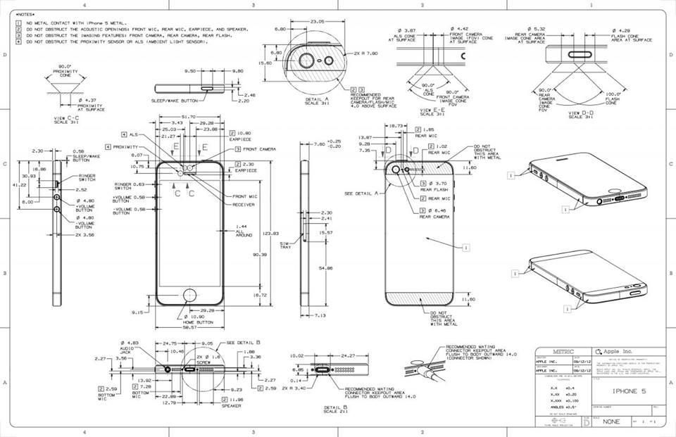Progetto di uno smartphone