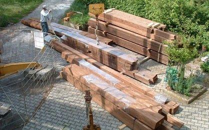 manutenzione tetto legno