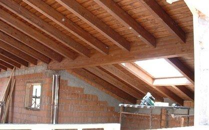 legno e muratura