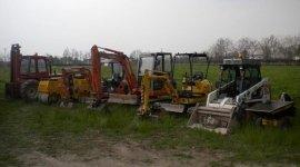 Gnoato Escavazioni e Lavori Edili, Cittadella (PD), servizi di escavazione