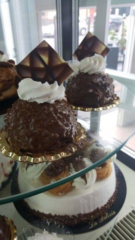 due tortine al cioccolato