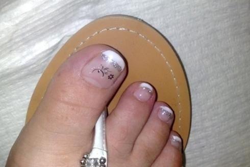 Nail Art piedi