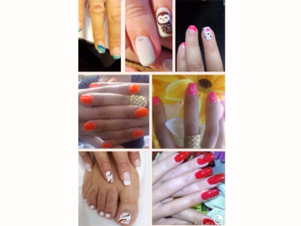 Ricostruzione unghie e nail art