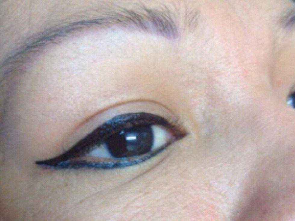 Contorno occhi tatuato