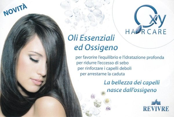 REVIVRE  OXY HAIR CARE