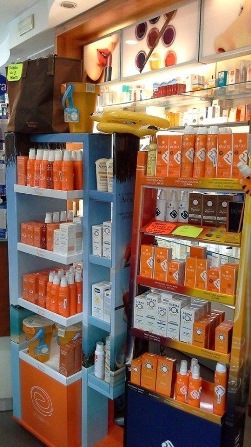 Prodotti cosmetici per la cura della pelle e del corpo