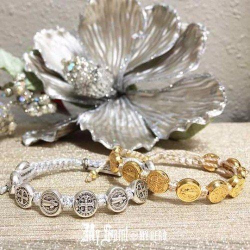 bracciali in oro ed argento