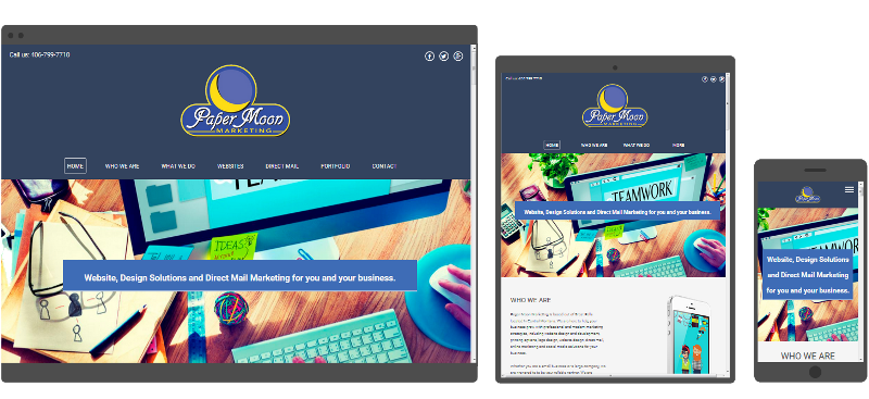 responsive website design great falls montana