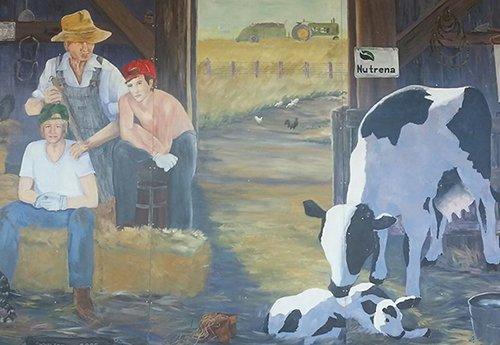 Richard bros painting