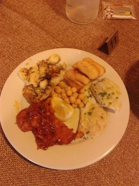 Cucina casareccia, Rieti