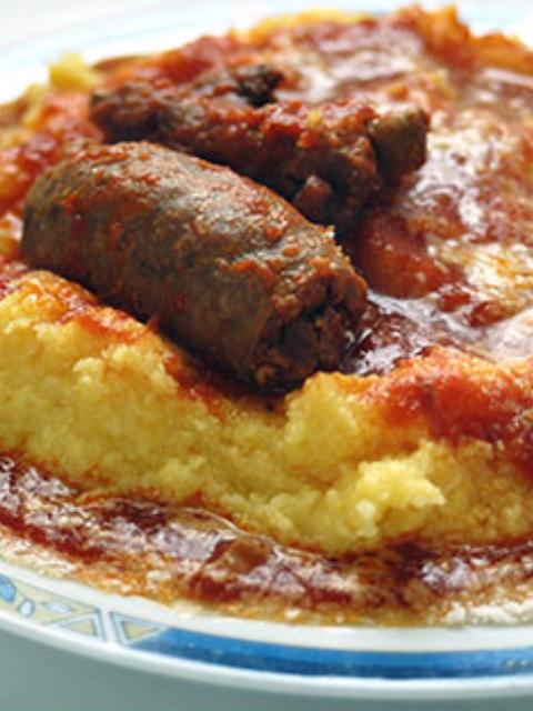 polenta, cucina contadina, cucina romana, Rieti