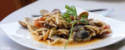 Primi piatti pesce, specialità pesce, Rieti