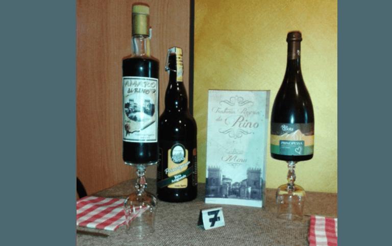 Birra Alta Quota, Birra Menabrea, Amaro da Rino, Rieti