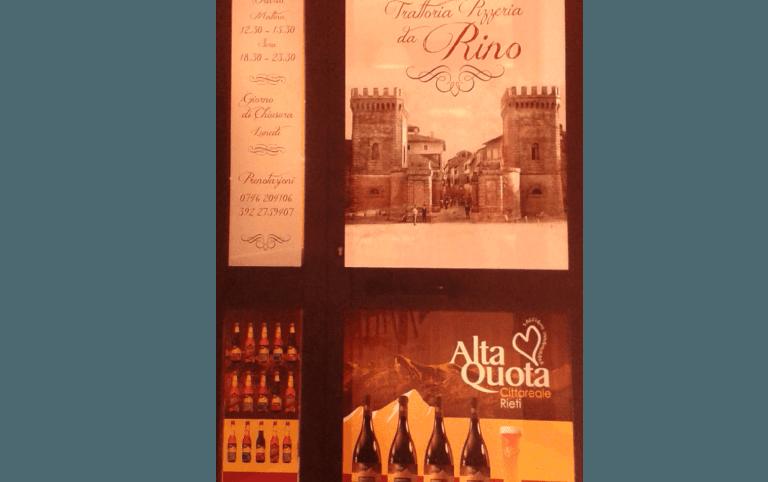 ristorante aperto a pranzo, Rieti
