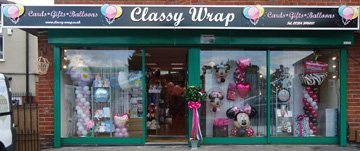 Party products - Bolton, Lancashire - Classy Wrap - Shop