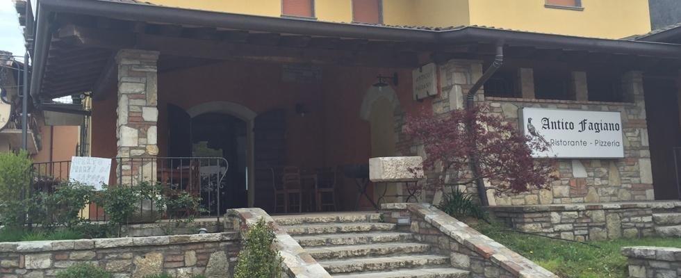 antico fagiano - Polaveno - Brescia