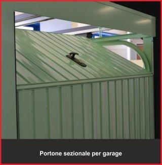 Basculanti e sezionali di sicurezza per garage Volpinfissi - Pavia - Vigevano (PV)