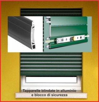 Finestre Avvolgibili di Sicurezza  Volpinfissi - Pavia - Vigevano (PV)