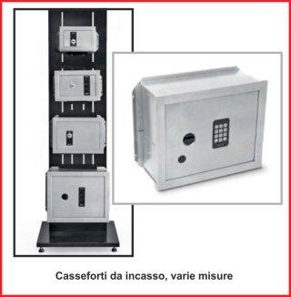 cassaforte di sicurezza Volpinfissi - Pavia - Vigevano (PV)