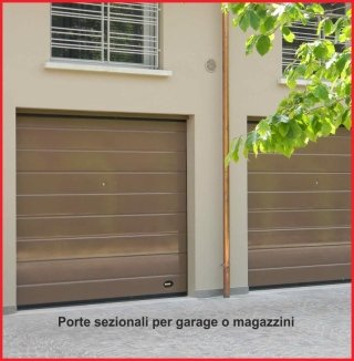 Porte Basculanti e Sezionali Volpinfissi - Pavia - Vigevano (PV)